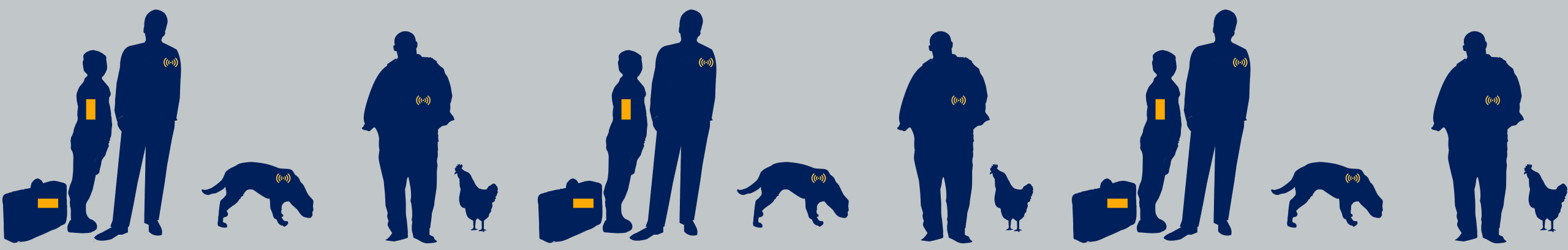 Personen, Tiere & Objekte erfolgreich identifizieren