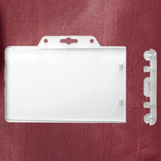 Kartenhalter - verschlossen für immer