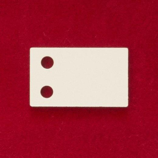 RFID Kabelbinder Transponder Tag, 2 Löcher, 125 kHz & 13.56 MHz