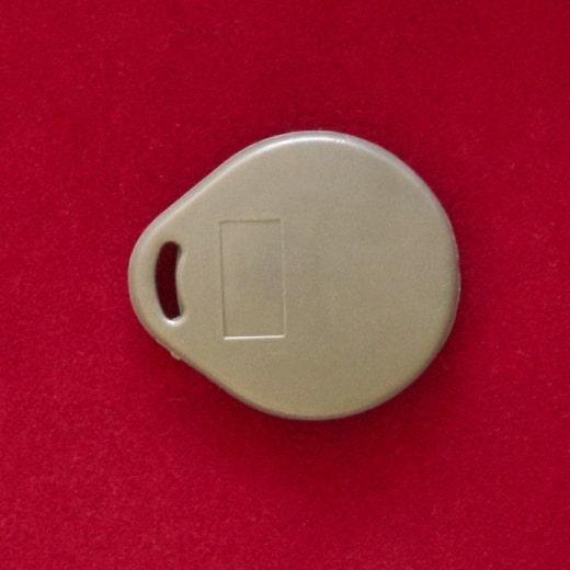RFID Schlüsselanhänger 34x38mm, 125 kHz & 13.56 MHz